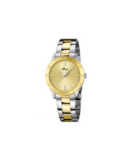 Pendientes oro amarillo 18 kilates,perla/circonita - 54896-P-A-PE-CI
