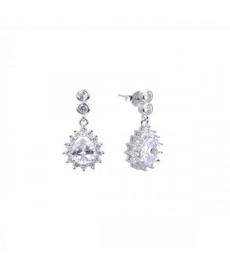 Alianza 18 ktes 3mm con diamante 0.02ct - 50305D