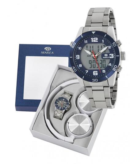 Reloj Viceroy, 40263-55, hombre, acero - 40263-55