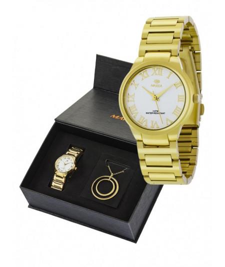 Reloj Lotus, 15365-A, señora, acero. - 15365-A